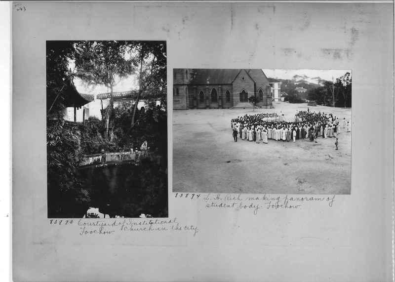 Mission Photograph Album - China #11 page 0243