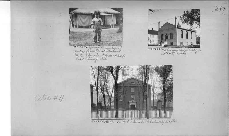 Mission Photograph Album - Cities #11 page 0217