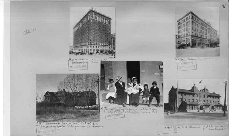 Mission Photograph Album - Cities #4 page 0091