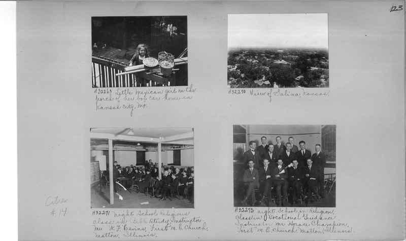 Mission Photograph Album - Cities #14 page 0123