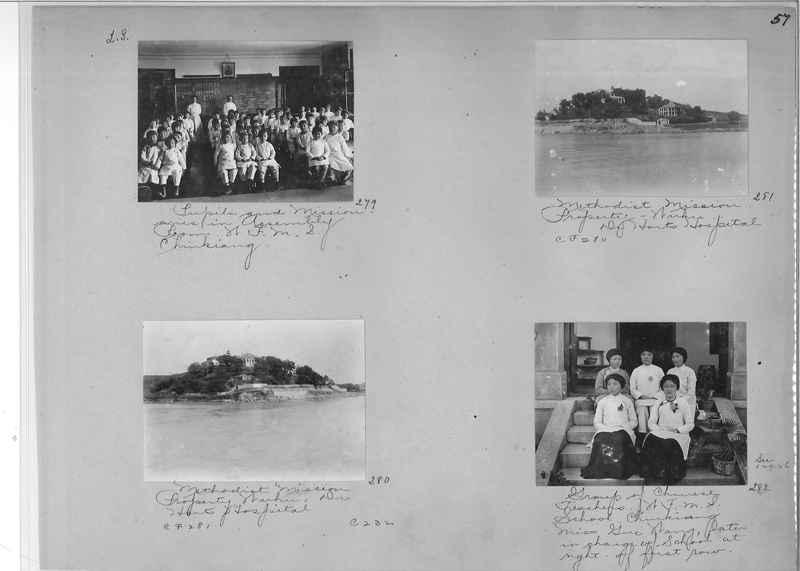 Mission Photograph Album - China #1 page  0057