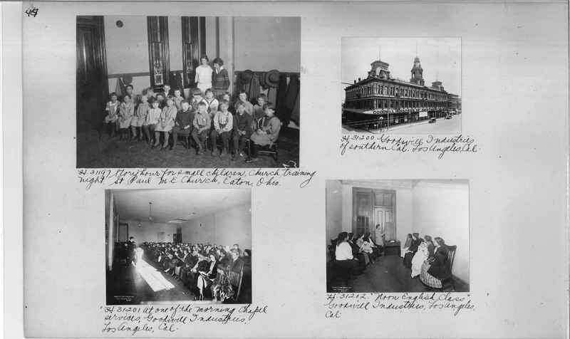 Mission Photograph Album - Cities #14 page 0044