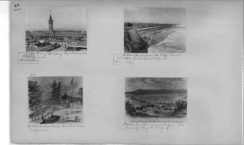 Mission Photograph Album - Cities #4 page 0042