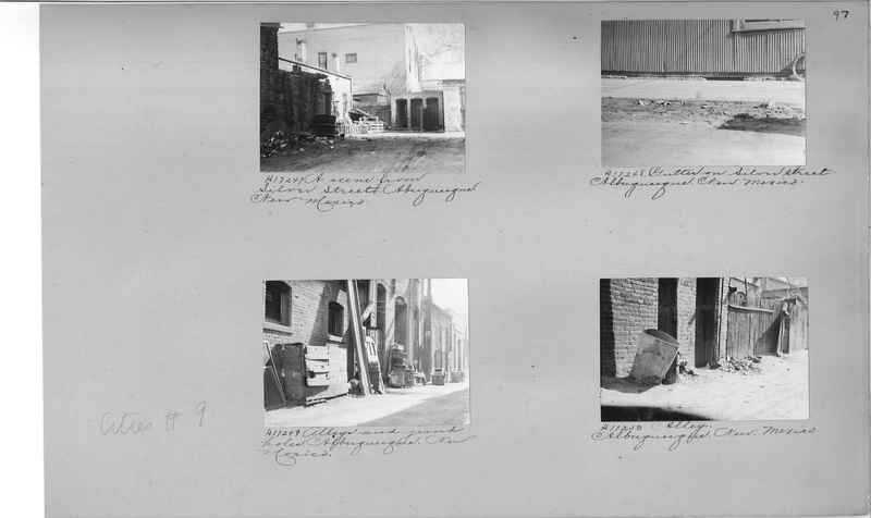 Mission Photograph Album - Cities #9 page 0097