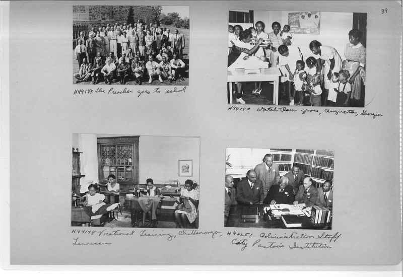 Mission Photograph Album - Negro #7 page 0039