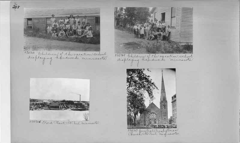 Mission Photograph Album - Cities #14 page 0208