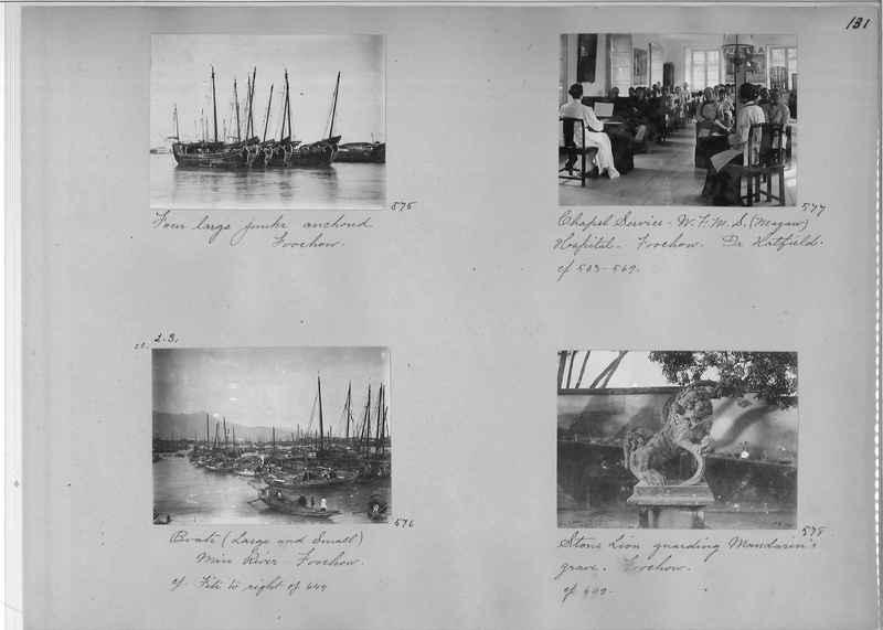Mission Photograph Album - China #1 page  0131