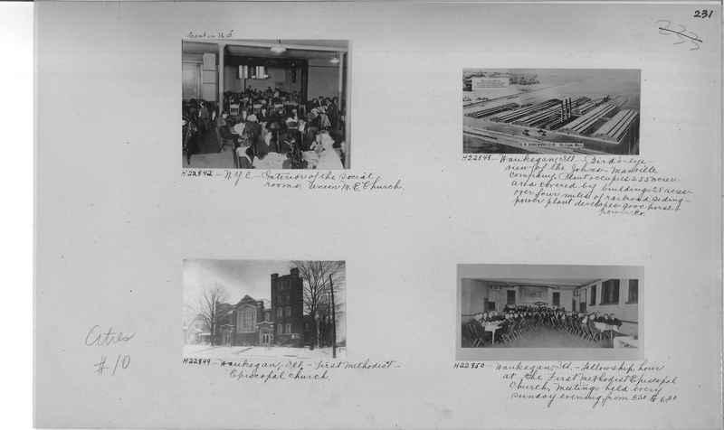 Mission Photograph Album - Cities #10 page 0231