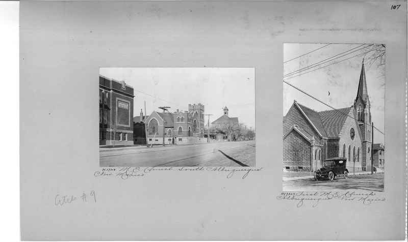 Mission Photograph Album - Cities #9 page 0107