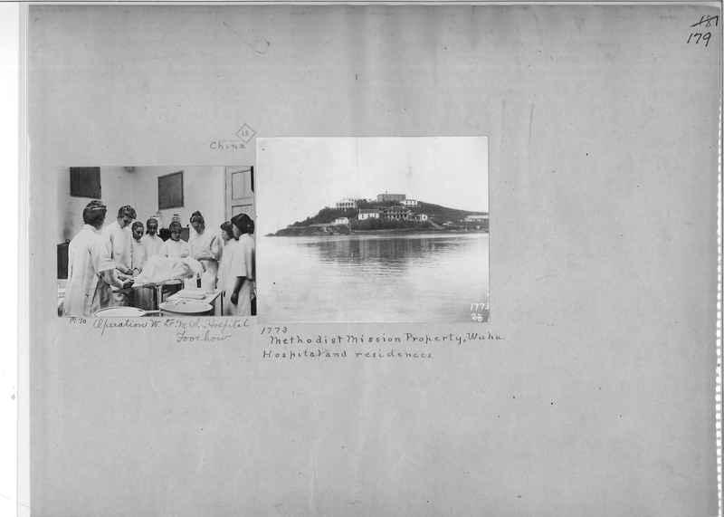 Mission Photograph Album - China #1 page  0179
