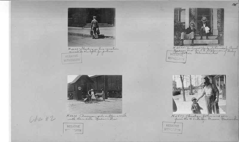 Mission Photograph Album - Cities #2 page 0125