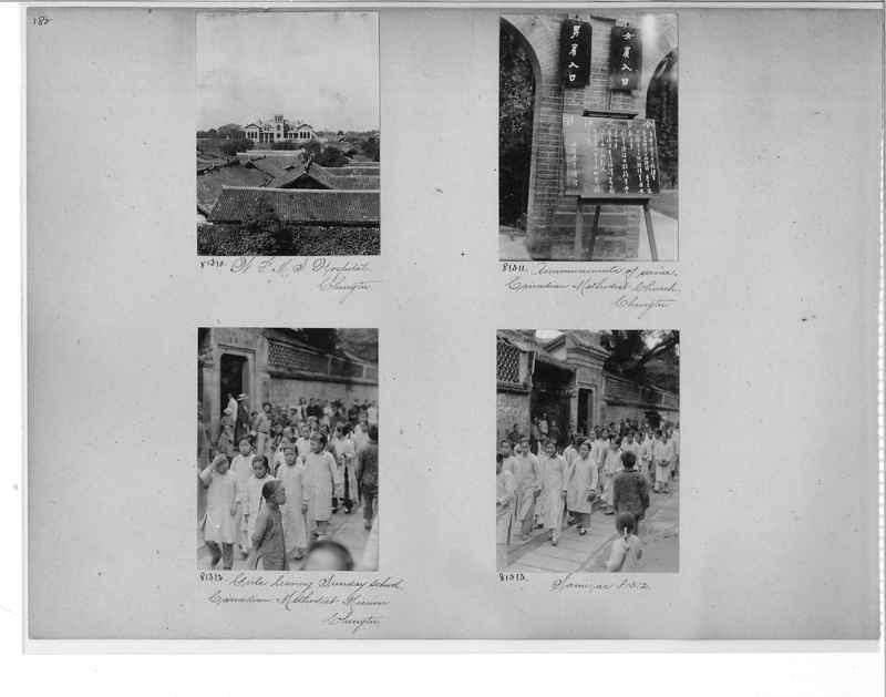 Mission Photograph Album - China #10 pg. 0182