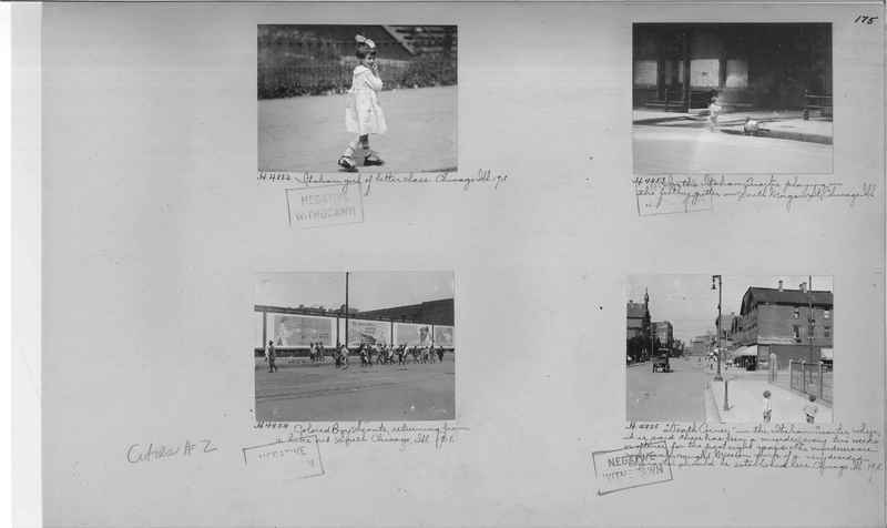 Mission Photograph Album - Cities #2 page 0175