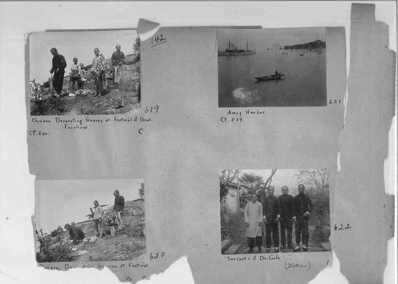 Mission Photograph Album - China #1 page  0142