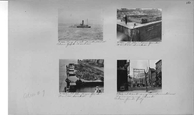 Mission Photograph Album - Cities #9 page 0151