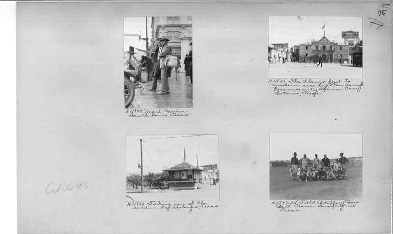 Mission Photograph Album - Cities #6 page 0075