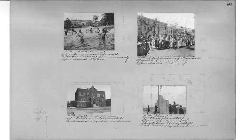 Mission Photograph Album - Cities #9 page 0193