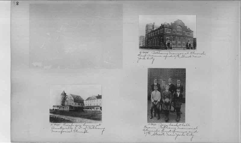 Mission Photograph Album - Cities #10 page 0008