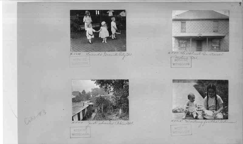 Mission Photograph Album - Cities #3 page 0009