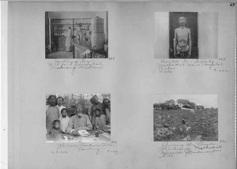 Mission Photograph Album - China #1 page  0069