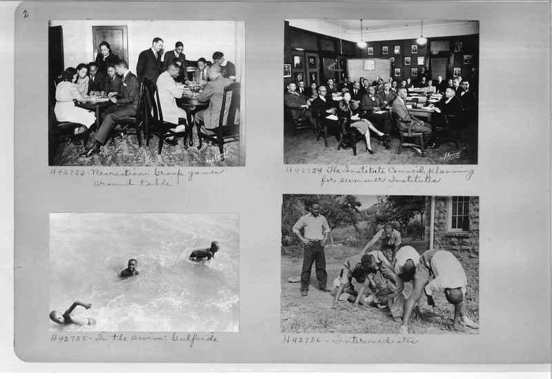 Mission Photograph Album - Negro #7 page 0002