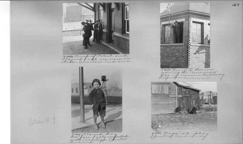 Mission Photograph Album - Cities #9 page 0167