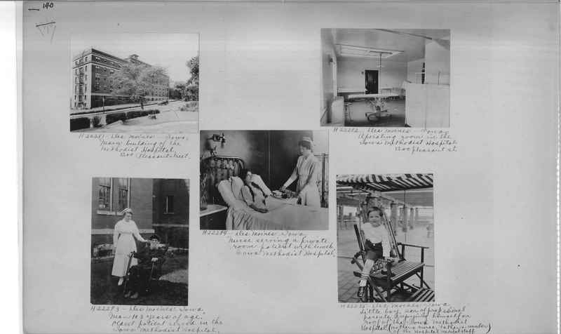 Mission Photograph Album - Hospitals and Homes #1 page 0140