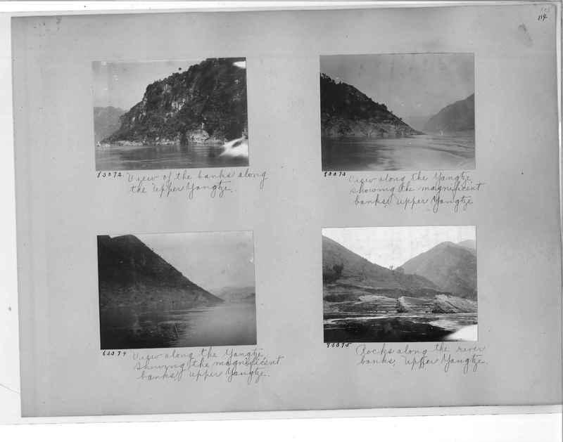 Mission Photograph Album - China #11 pg. 0114