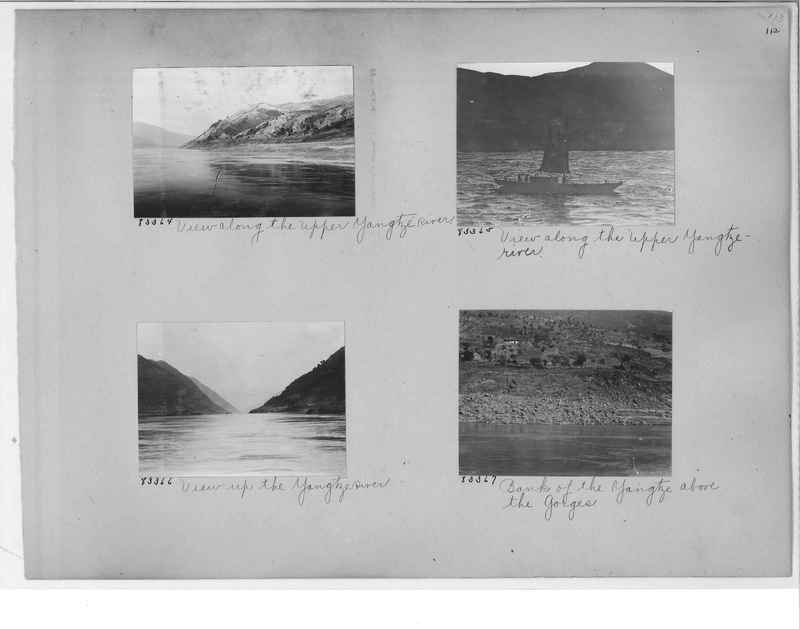 Mission Photograph Album - China #11 pg. 0112