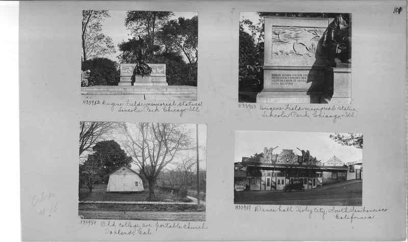 Mission Photograph Album - Cities #15 page 0101