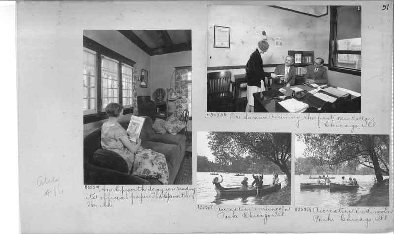 Mission Photograph Album - Cities #16 page 0051