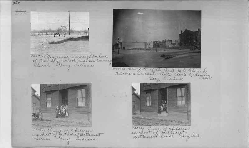 Mission Photograph Album - Cities #10 page 0250