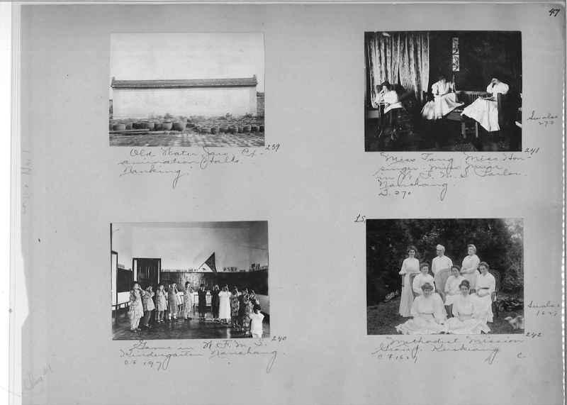 Mission Photograph Album - China #1 page  0047