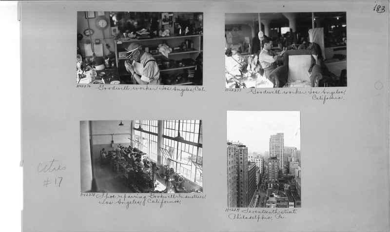 Mission Photograph Album - Cities #17 page 0183
