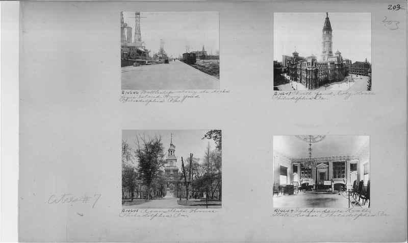 Mission Photograph Album - Cities #7 page 0203