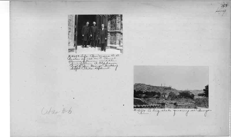 Mission Photograph Album - Cities #6 page 0163
