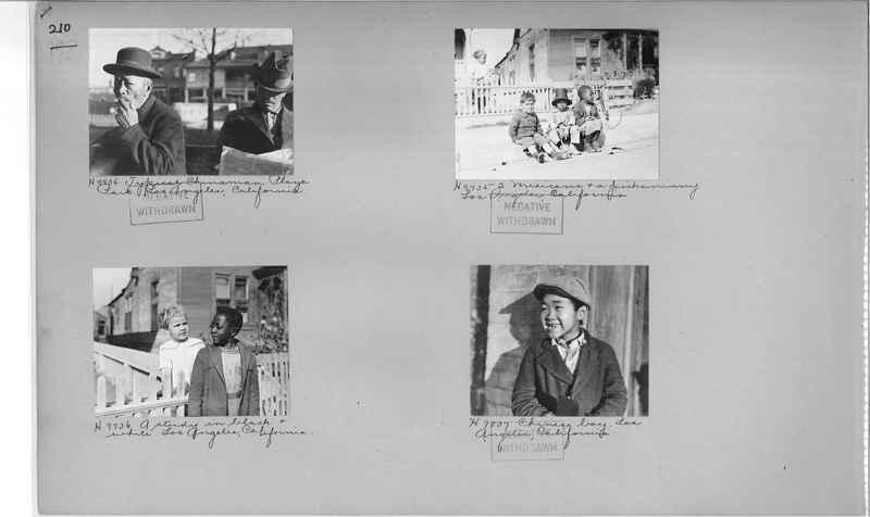 Mission Photograph Album - Cities #4 page 0210