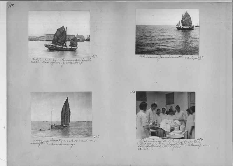 Mission Photograph Album - China #1 page  0140