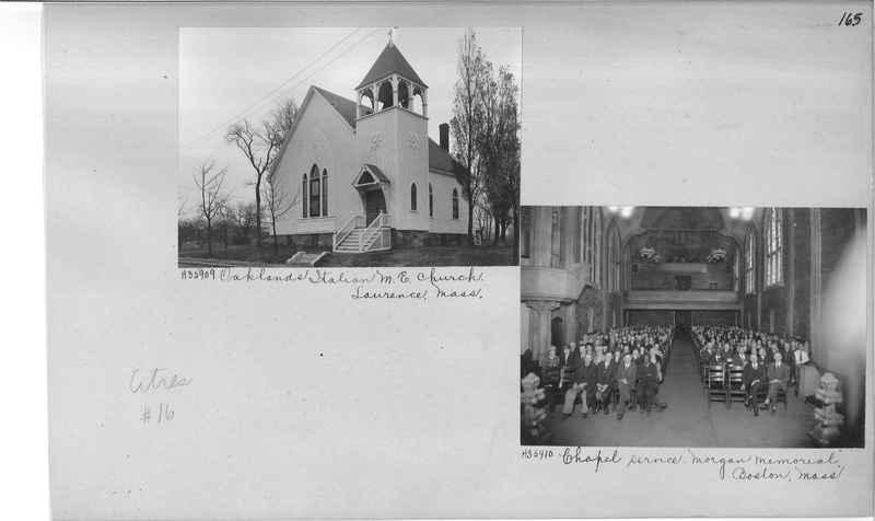 Mission Photograph Album - Cities #16 page 0165