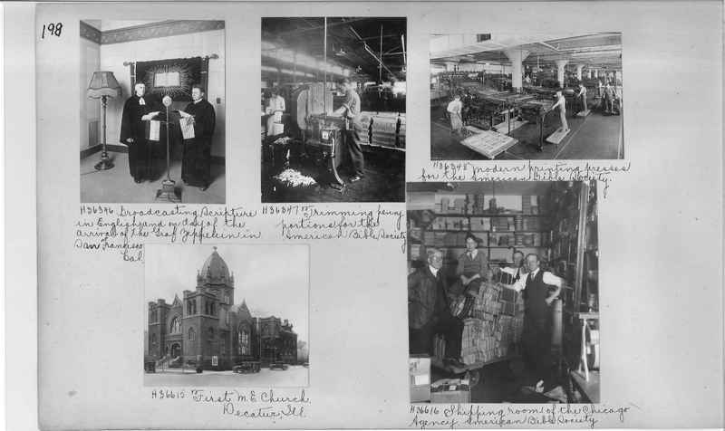 Mission Photograph Album - Cities #16 page 0198