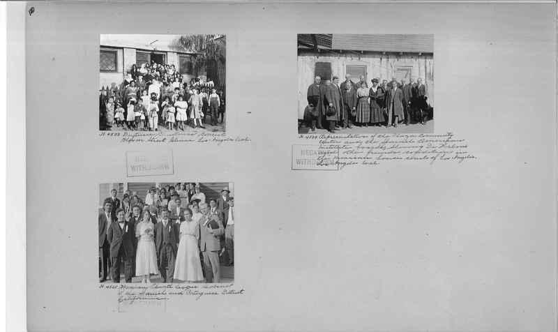 Mission Photograph Album - Cities #2 page 0120