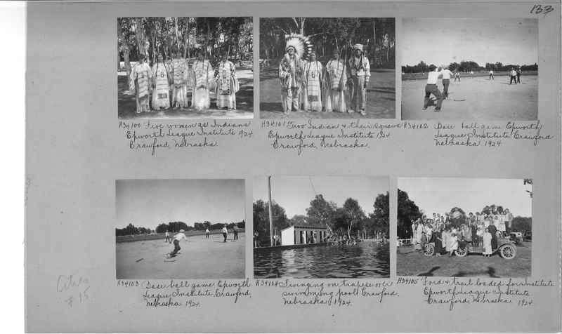 Mission Photograph Album - Cities #15 page 0133