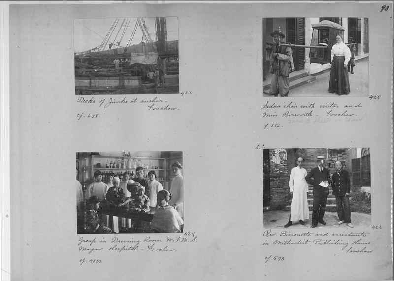 Mission Photograph Album - China #1 page  0093