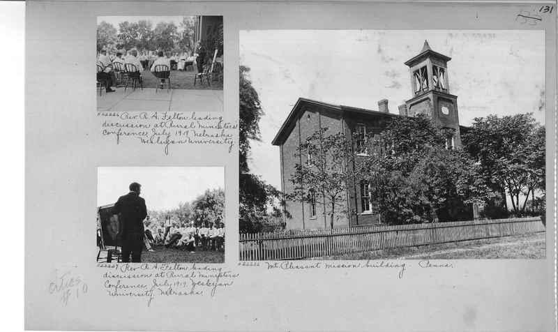 Mission Photograph Album - Cities #10 page 0131