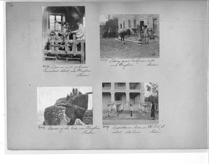 Mission Photograph Album - China #10 pg. 0248