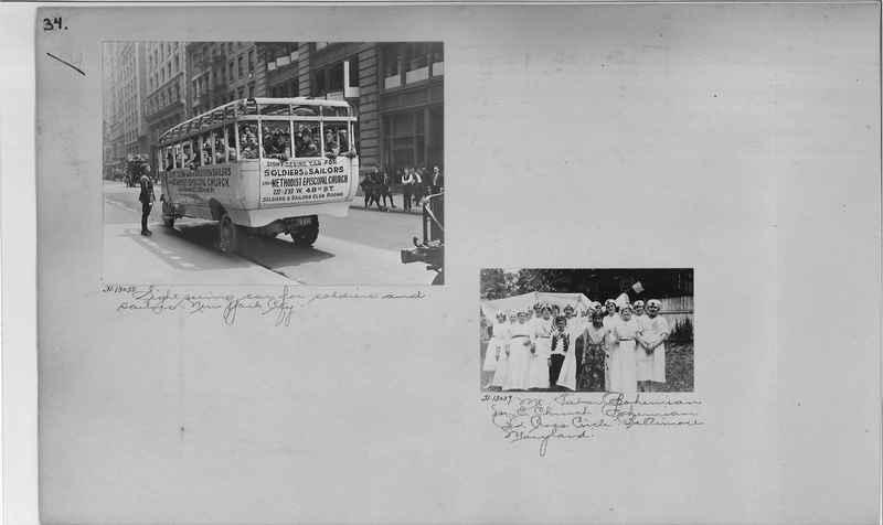 Mission Photograph Album - Cities #7 page 0034