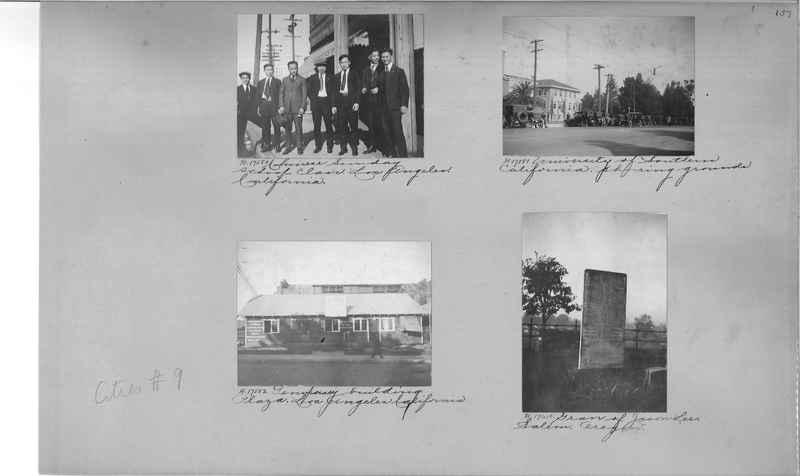 Mission Photograph Album - Cities #9 page 0137