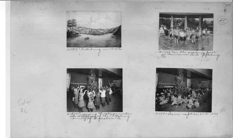 Mission Photograph Album - Cities #6 page 0011