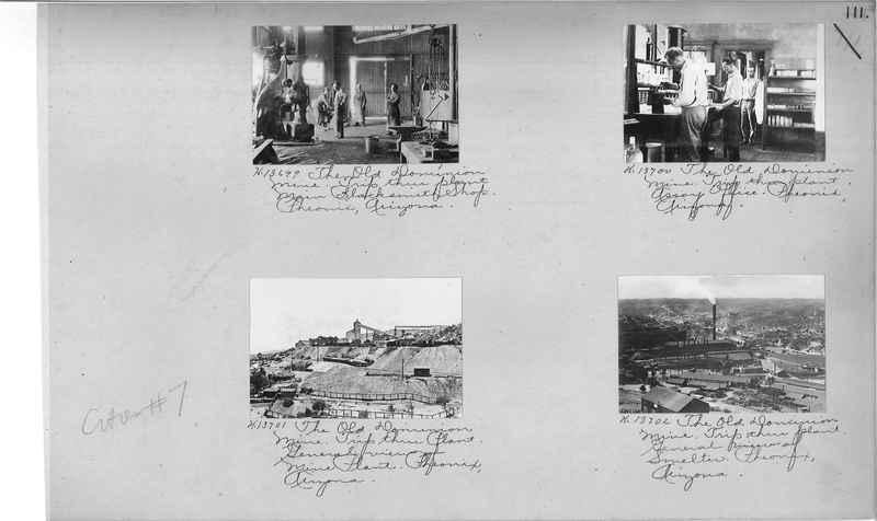 Mission Photograph Album - Cities #7 page 0111