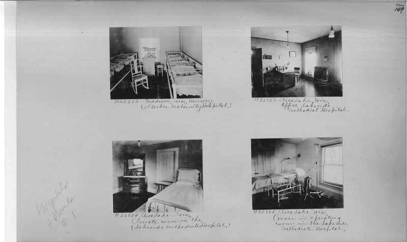Mission Photograph Album - Hospitals and Homes #1 page 0149